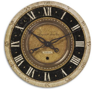 WallClock_Traditional